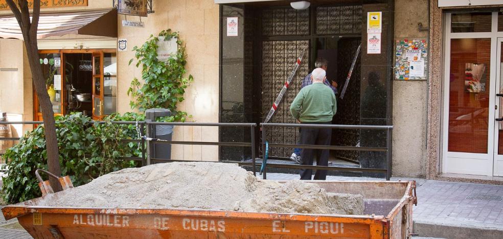El autor del fuego de San Juan de Letrán es un cliente del bufete de abogados «descontento»