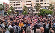 Manifestación multitudinaria en Algeciras tras la muerte del menor de 9 años arrollado por una lancha