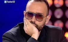 «¿Quién te crees para decirme eso?»: la brutal bronca de Risto Mejide en 'Factor X'