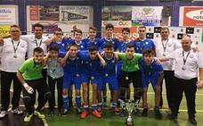 El CF Balerma 2015 se corona campeón de Andalucía cadete