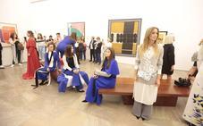 El Museo de Bellas Artes acoge la presentación de la colección de invierno 2019 de Pilar Dalbat