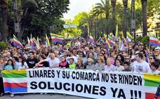 Linares clama por su futuro