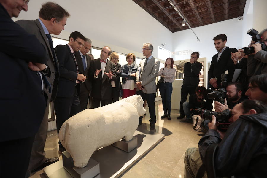 Granada recupera el Arqueológico ocho años después