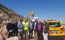 Obras en tres carreteras de Quesada con 12 millones de inversión