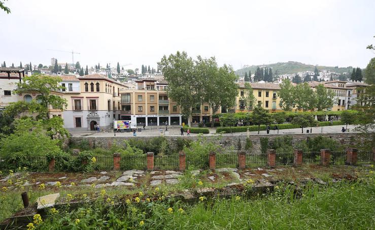 Descubre los lugares que conformarán el gran paseo turístico al pie de la Alhambra