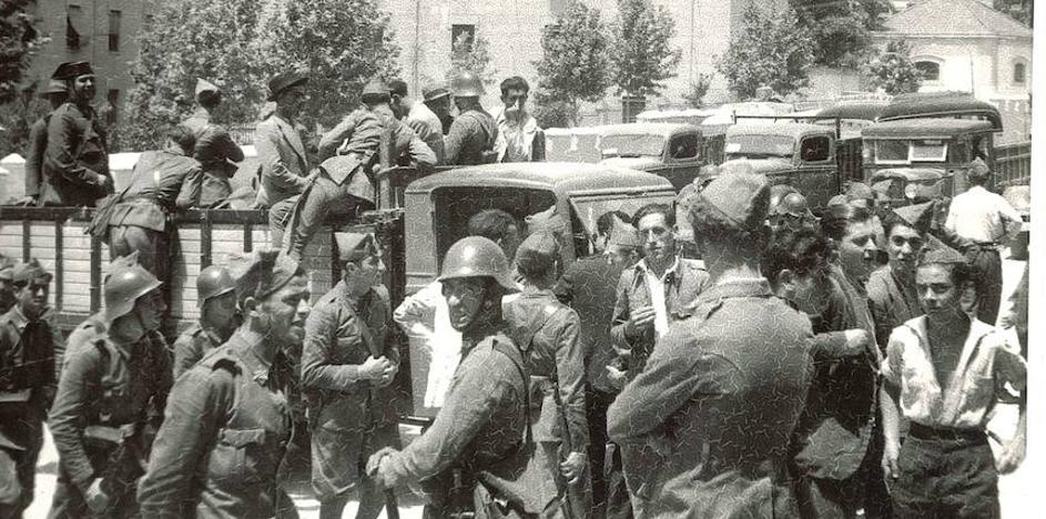 Refugios de la Guerra Civil en Granada