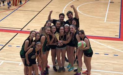 El San José CN Almería, bronce en el Campeonato de España infantil