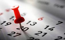 Aprobado el Calendario Laboral 2019 en Andalucía: los festivos y puentes que tendremos