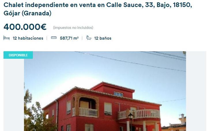 Así son las viviendas que Cajamar vende en Granada con grandes descuentos
