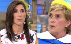 Monumental bronca en Sálvame con Paz Padilla: «Eres imbécil»