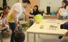 La UJA acerca su Escuela de Ciencia al Jardín de los Sueños