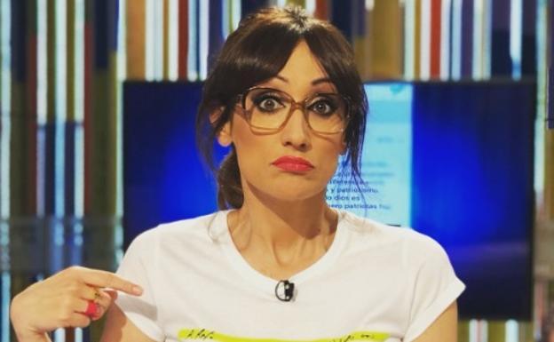 Locura en la Red por la camiseta de Ana Morgade de los papeles de Bárcenas  en Zapeando c158a06195301
