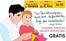 Las actividades del 'Programa Víctor Barrio' viajan hasta el Corpus de Granada