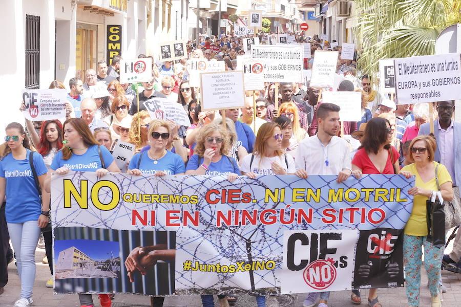 Motril vuelve a decir no al centro de internamiento para inmigrantes
