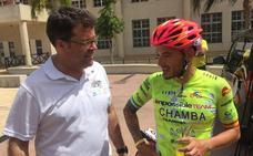 El onubense Juan Bautista Castilla 'Chamba' se corona como campeón en la Ultra Tri Spain