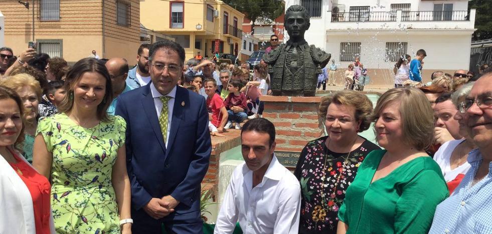 Navas rinde honores a su vecino Ponce
