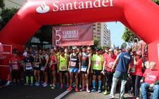 Más de un millar de atletas solidarios con las enfermedades poco frecuentes