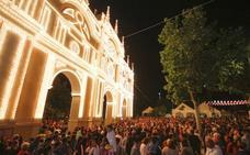 La feria del Corpus de Granada vista en 360º