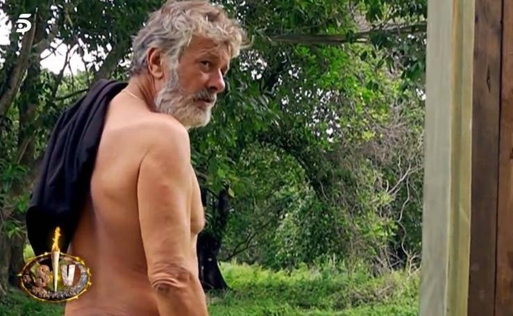 El espectacular cambio físico de Francisco en 'Supervivientes 2018'