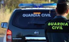 Los detienen al seguir sus pisadas tras robar un cortijo en la Alpujarra de Granada