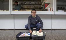 Una maleta de libros rumbo a Ginebra