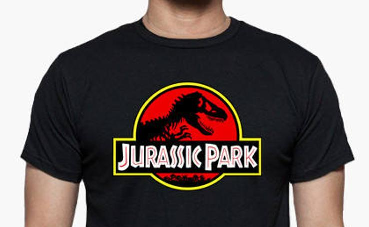5 camisetas que debes llevar si eres fan de 'Parque Jurásico'