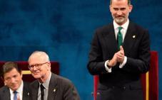 El Premio Nobel Rainer Weiss será investido Doctor Honoris Causa por la Universidad de Almería