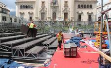 El Ayuntamiento habla del «gran éxito» del WPT, cuyo desmontaje finalizará el jueves
