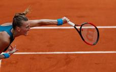 El ejemplo de superación de la tenista que casi pierde los dedos por culpa de un atracador