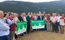 García Tejerina espera que el Parque Nacional Sierra de las Nieves sea realidad en 2019