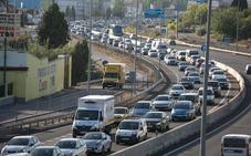 Once mil coches menos al día en la Circunvalación desde que empezó a funcionar el metro