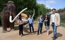 Padul mejora su Parque del Mamut para reforzar la proyección de sus vestigios