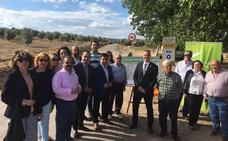 Comienzan las obras de adecuación de la carretera que une Guarromán con la aldea de El Altico