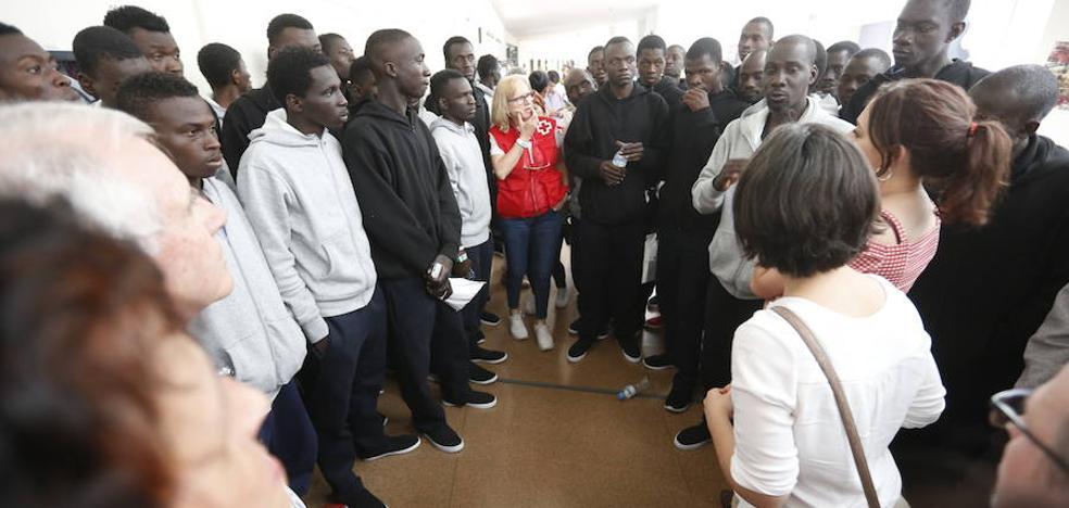 'Liberan' a 54 personas por falta de plazas en los centros de acogida