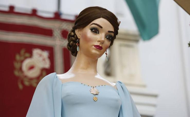 Desvelado el vestido de La Tarasca