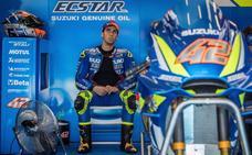 Alex Rins: «Si me empiezo a presionar con que tengo que ganar, no ganaré nada»