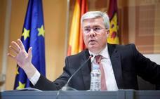 Fernández de Moya defiende su inocencia en la Comisión de Presupuestos