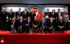 Sierra Nevada 2017, placa olímpica al Mérito Deportivo por el COE