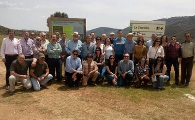 La Junta actúa en la Dehesa Magaña en Despeñaperros para mejorar el estado de la biodiversidad