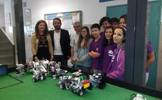 El instituto 'Az-Zait' de Jaén, embajador de la World Robot Olympiad por tercera vez