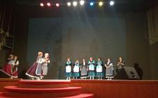 Los mayores de Filabres-Alhamilla se reúnen en Tabernas en el V Encuentro Comarcal