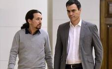 Iglesias abraza la vía posibilista de Errejón con su apoyo al PSOE