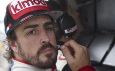 Alonso le coge el truco a Le Mans