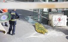 Un juzgado mantiene abierta una investigación por el accidente mortal en las obras del metro de Granada