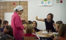 La comunidad escolar del CEIP Gómez Moreno anuncia movilización y encierro en el centro
