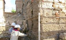 La Junta acaba la obra de mejora del bastión sur de La Alcazaba