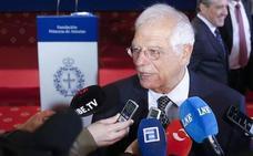 Josep Borrell acepta ser ministro de Exteriores del Gobierno de Sánchez