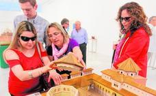 El Museo CajaGranada exhibe lo que hay que ver en la Semana de la ONCE