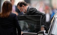 El PP acude escéptico a la cita en la que Rajoy debería abordar su futuro