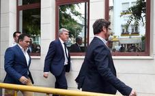 Fernández de Moya declara ante el juez y niega que firmara facturas